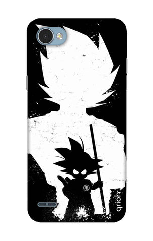 Goku Unleashed LG Q6 Cases & Covers Online