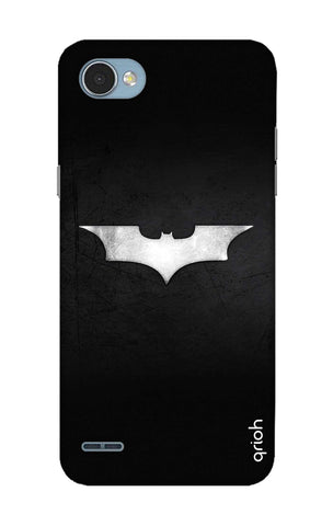 Grunge Dark Knight LG Q6 Cases & Covers Online
