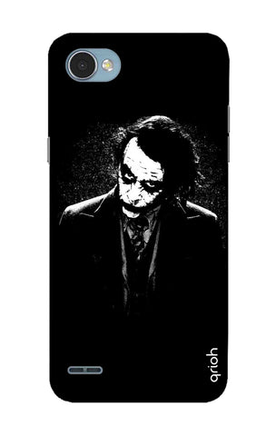 Black Satan LG Q6 Cases & Covers Online