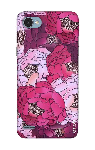 Vector Floral LG Q6 Cases & Covers Online