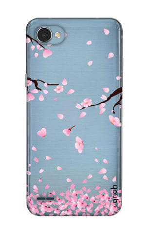 Spring Flower LG Q6 Cases & Covers Online