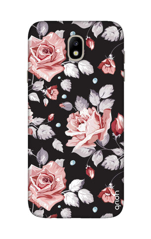 Shabby Chic Floral Samsung J7 Pro Cases & Covers Online
