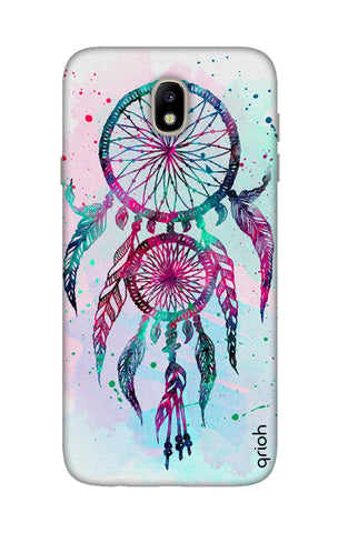 Dreamcatcher Feather Samsung J7 Pro Cases & Covers Online