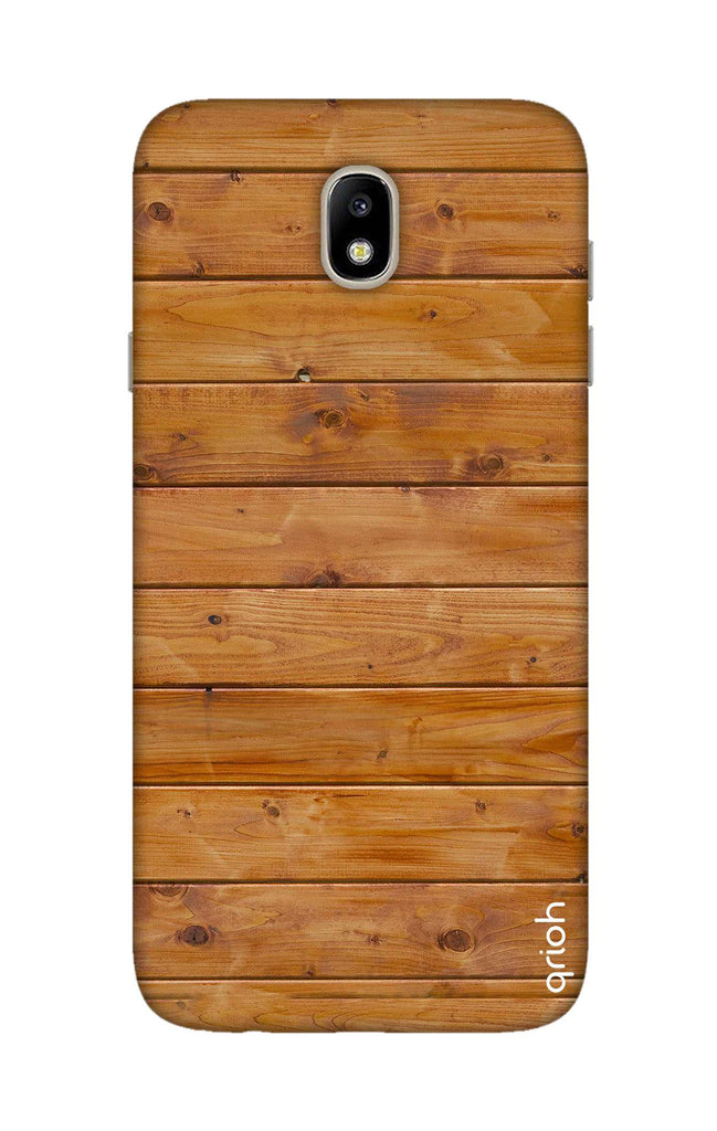 new style 415a1 09d1c Natural Wood Case for Samsung J7 Pro