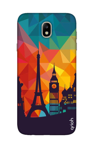 Wonders Of World Samsung J7 Pro Cases & Covers Online
