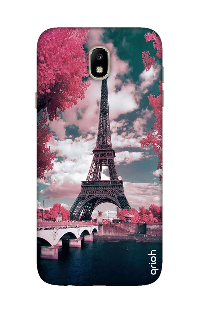 new styles a5a50 263f6 When In Paris Case for Samsung J7 Pro