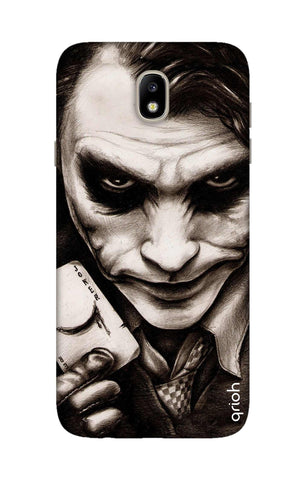Why So Serious Samsung J7 Pro Cases & Covers Online