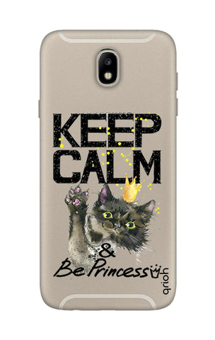 Be A Princess Samsung J7 Pro Cases & Covers Online