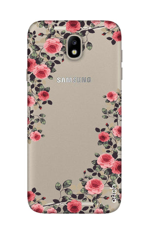 Floral French Samsung J7 Pro Cases & Covers Online