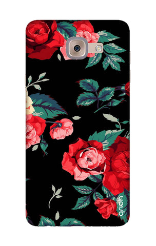 Wild Flowers Samsung J7 Max Cases & Covers Online
