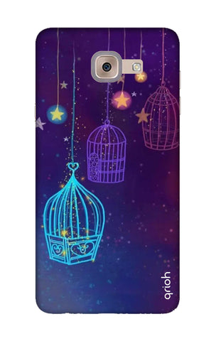Cage In The Dark Samsung J7 Max Cases & Covers Online