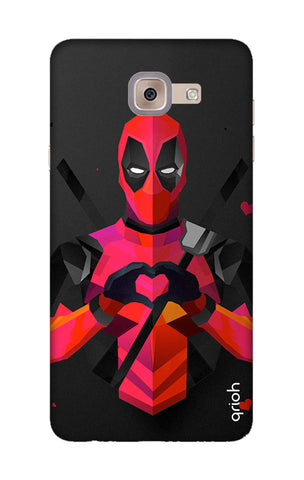 Valentine Deadpool Samsung J7 Max Cases & Covers Online