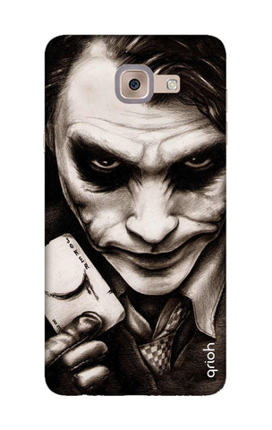 Why So Serious Samsung J7 Max Cases & Covers Online