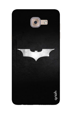 Grunge Dark Knight Samsung J7 Max Cases & Covers Online