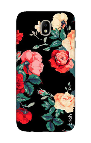 Floral Pattern Samsung J7 Max Cases & Covers Online