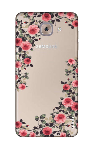 Floral French Samsung J7 Max Cases & Covers Online