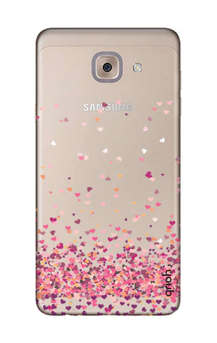 quality design 3d7e7 93ee5 Cluster Of Hearts Case for Samsung J7 Max