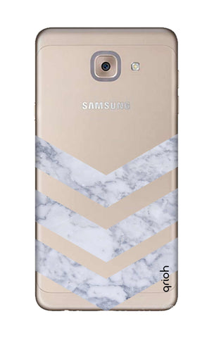 Marble Chevron Samsung J7 Max Cases & Covers Online