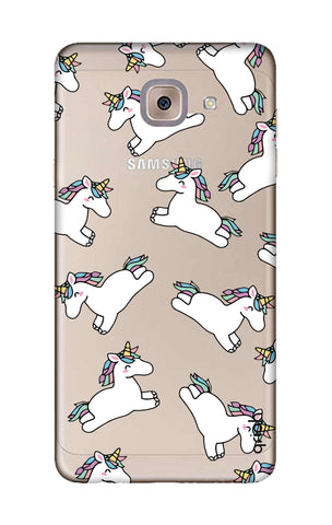 Jumping Unicorns Samsung J7 Max Cases & Covers Online
