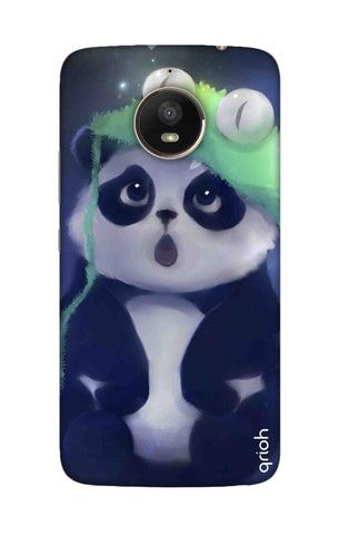 Baby Panda Motorola Moto E4 Plus Cases & Covers Online