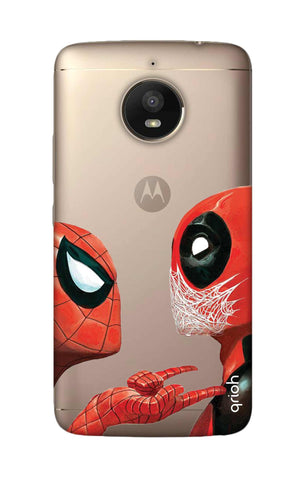 Sup Deadpool Motorola Moto E4 Plus Cases & Covers Online