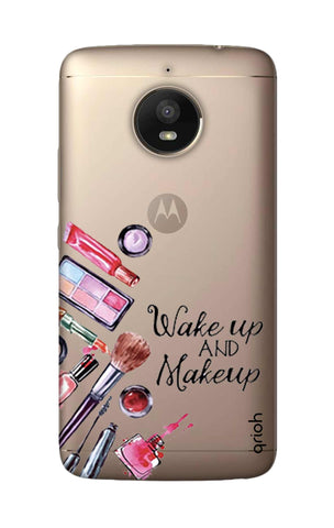 Make Up Blush Motorola Moto E4 Plus Cases & Covers Online