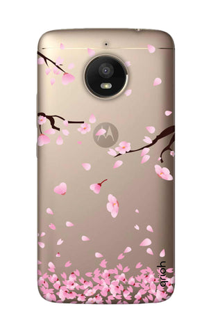 Spring Flower Motorola Moto E4 Plus Cases & Covers Online