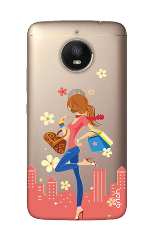 Shopping Girl Motorola Moto E4 Plus Cases & Covers Online