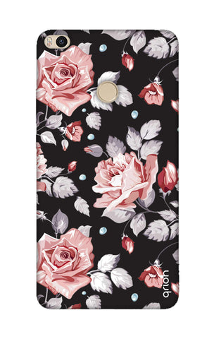 Shabby Chic Floral Xiaomi Mi Max 2 Cases & Covers Online