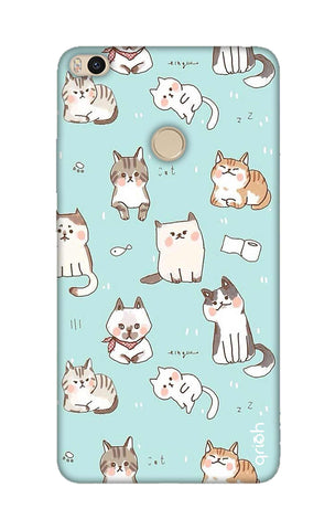 Cat Kingdom Xiaomi Mi Max 2 Cases & Covers Online