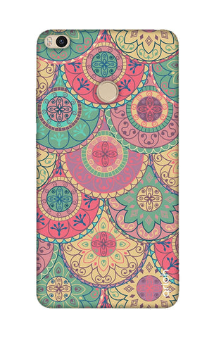 Colorful Mandala Xiaomi Mi Max 2 Cases & Covers Online