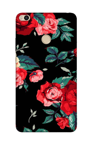 Wild Flowers Xiaomi Mi Max 2 Cases & Covers Online