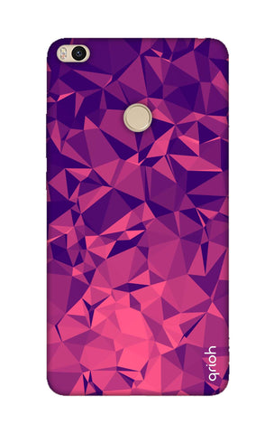 Purple Diamond Xiaomi Mi Max 2 Cases & Covers Online