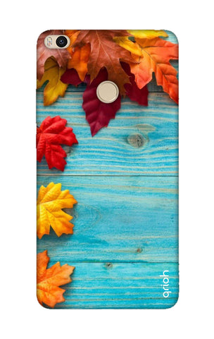 Fall Into Autumn Xiaomi Mi Max 2 Cases & Covers Online