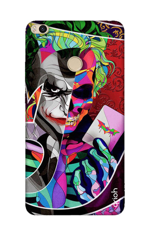 Color Pop Joker Xiaomi Mi Max 2 Cases & Covers Online