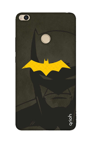 Batman Mystery Xiaomi Mi Max 2 Cases & Covers Online
