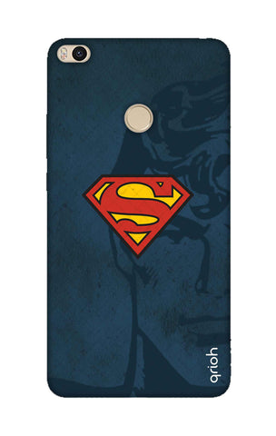 Wild Blue Superman Xiaomi Mi Max 2 Cases & Covers Online