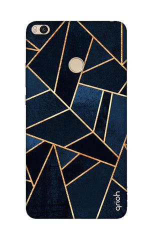 Abstract Navy Xiaomi Mi Max 2 Cases & Covers Online