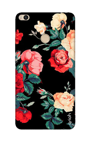 Floral Pattern Xiaomi Mi Max 2 Cases & Covers Online