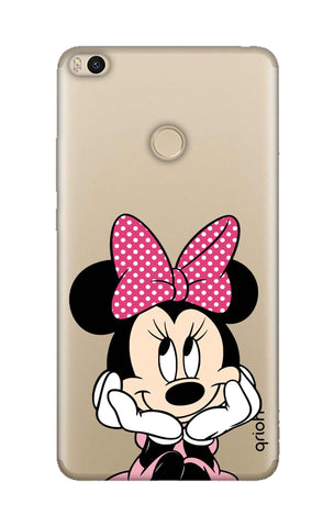 Minnie In Deep Thinking Xiaomi Mi Max 2 Cases & Covers Online
