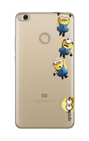 Falling Minions Xiaomi Mi Max 2 Cases & Covers Online
