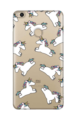 Jumping Unicorns Xiaomi Mi Max 2 Cases & Covers Online