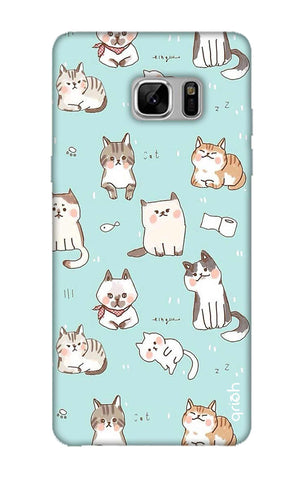 Cat Kingdom Samsung Note 8 Cases & Covers Online