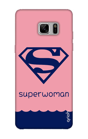 Be a Superwoman Samsung Note 8 Cases & Covers Online