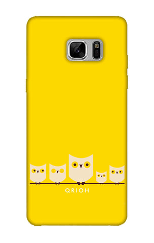 Owl Family Samsung Note 8 Cases & Covers Online