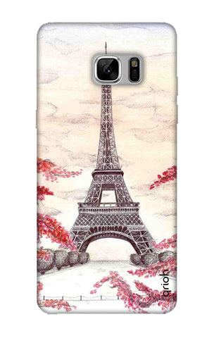 Eiffel Art Samsung Note 8 Cases & Covers Online