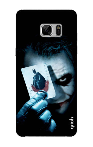 Joker Hunt Samsung Note 8 Cases & Covers Online