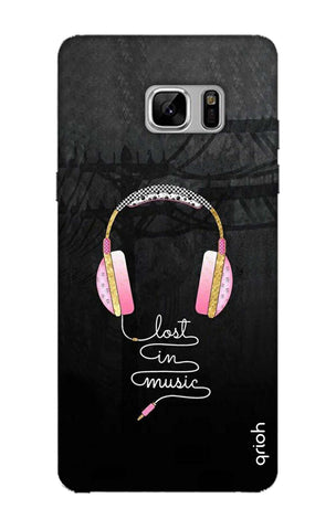 Lost In Music Samsung Note 8 Cases & Covers Online