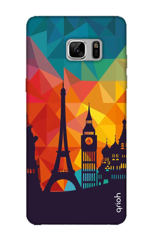 Wonders Of World Samsung Note 8 Cases & Covers Online