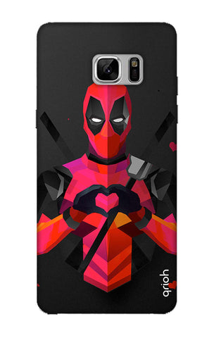 Valentine Deadpool Samsung Note 8 Cases & Covers Online